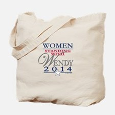 Women standing with Wendy Tote Bag