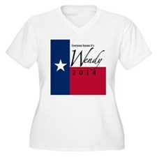 It's Wendy in Tex T-Shirt