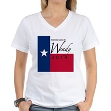 It's Wendy in Texas Shirt