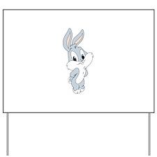 Rabbit Bunny Animal Yard Sign