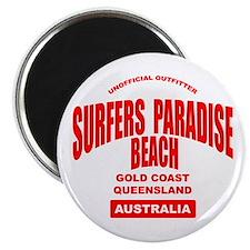 Surfers Paradise Beach Magnet