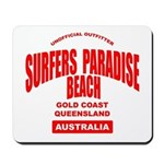 Surfers Paradise Beach Mousepad