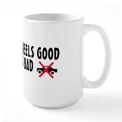 Two Wheels Good Mug