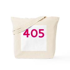 405 Tote Bag