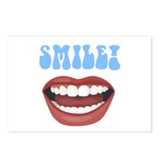 Healthy Smile Dentist Office Postcards (Package of