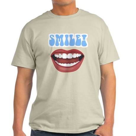Healthy Smile Dentist Office Light T-Shirt