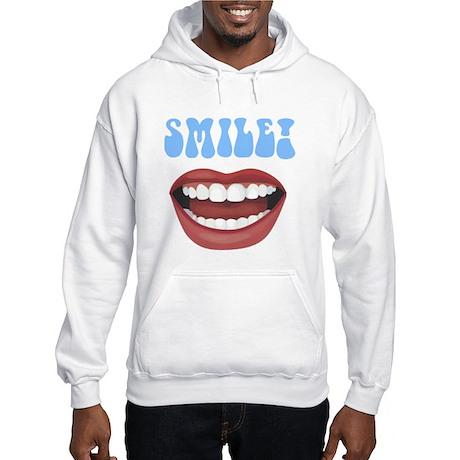 Healthy Smile Dentist Office Hooded Sweatshirt