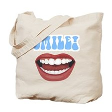 Healthy Smile Dentist Office Tote Bag