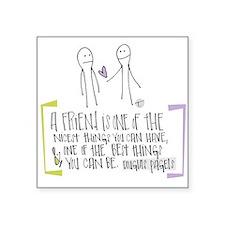Gift of Friendship Sticker