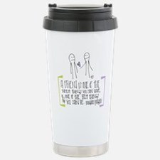 Gift of Friendship Travel Mug