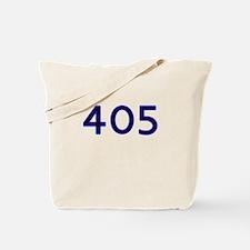 405 blue Tote Bag