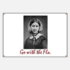 Go With Florence Nightingale! Banner