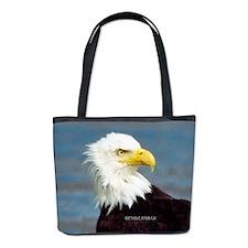 BaldEagleClose1 Bucket Bag