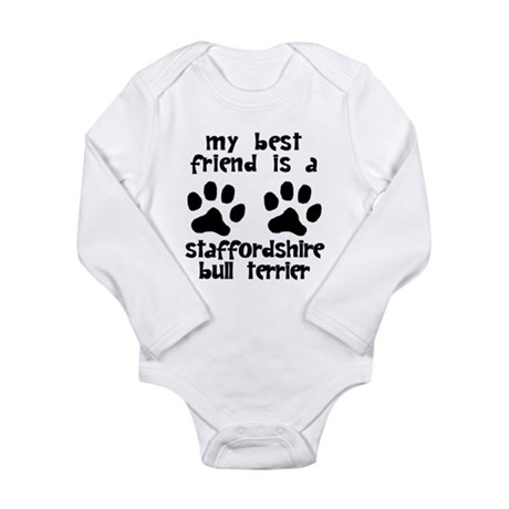 My Best Friend Is A Staffordshire Bull Terrier Bod