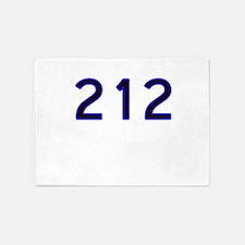 212 5'x7'Area Rug