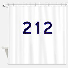 212 Shower Curtain