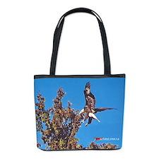 Bald Eagle Land Bucket Bag