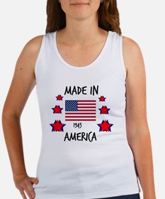 Made in 1943 Women's Tank Top