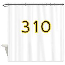 310 Shower Curtain