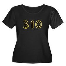 310 Plus Size T-Shirt
