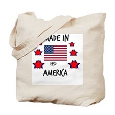 Made in 1950 Tote Bag