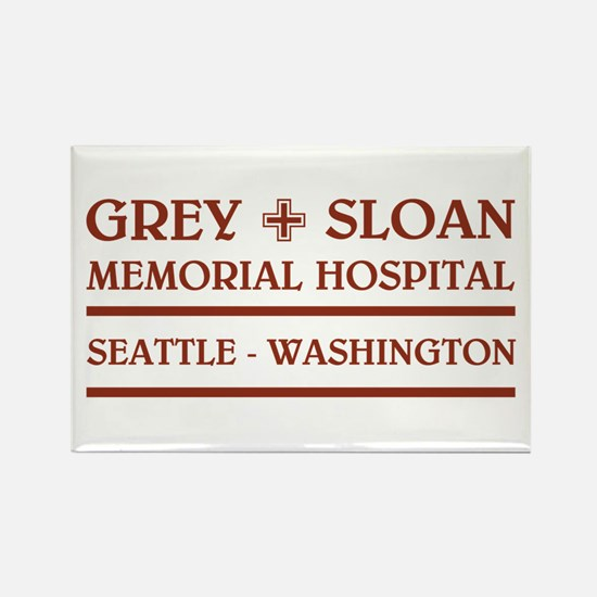 GREY SLOAN MEMORIAL HOSPITAL Magnets