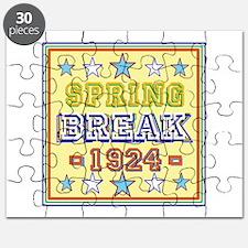 Spring Break Puzzle