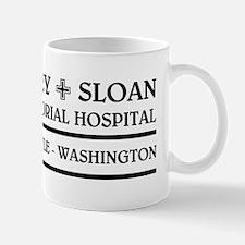 GREY SLOAN MEMORIAL HOSPITAL Mugs