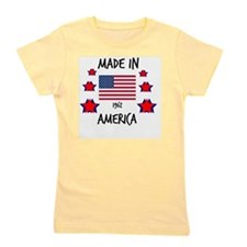 Made in 1962 Girl's Tee