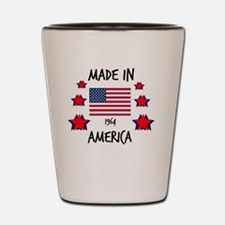 Made in 1964 Shot Glass