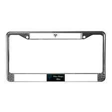 Unique Bumper License Plate Frame