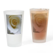 Unique Rose bud Drinking Glass