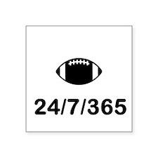 Football 24/7/365 Sticker