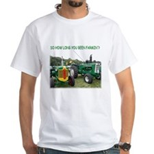 Cute Green tractors Shirt