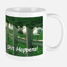 Shit Happens! Mugs