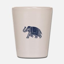Elephant Shot Glass