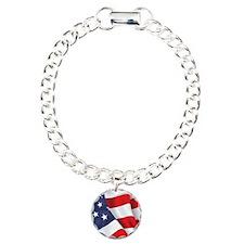 Flag Square Bracelet