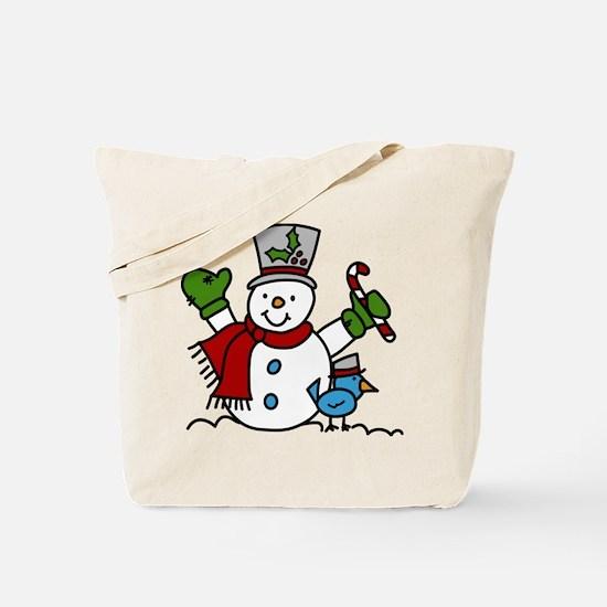 Christmas Hugs Tote Bag