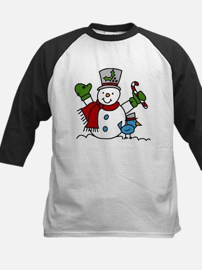 Christmas Hugs Baseball Jersey