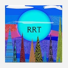 RRT 2 Tile Coaster
