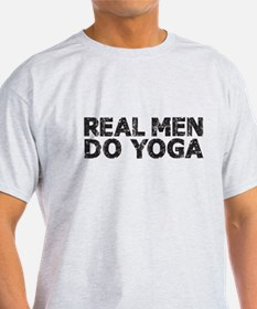 REAL MEN DO YOGA T-Shirt