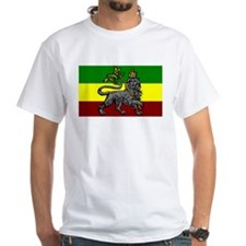 Rastafarian Flag Shirt