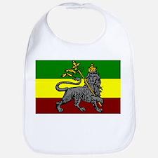 Rastafarian Flag Bib
