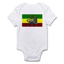 Rastafarian Flag Infant Bodysuit