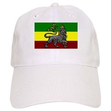 Rastafarian Flag Baseball Cap