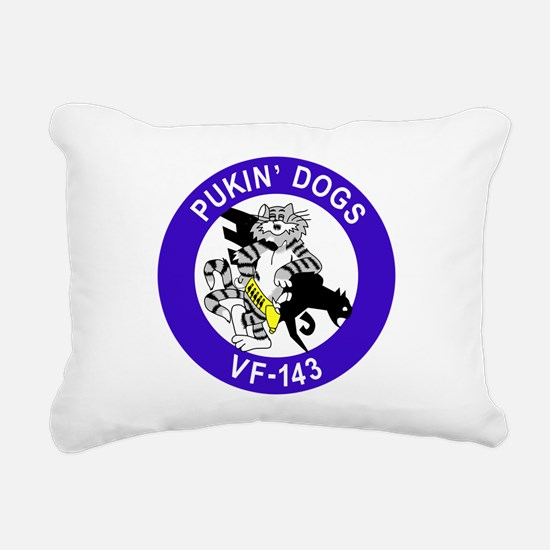 pukicat.png Rectangular Canvas Pillow