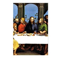 The Last Supper - Hans Ho Postcards (Package of 8)