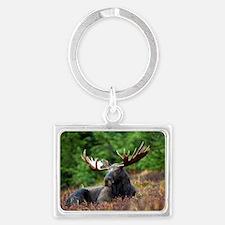 Majestic Moose Keychains