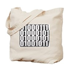 Binary Geek Tote Bag