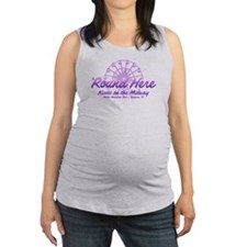 Round Here Maternity Tank Top
